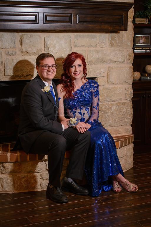 Ashley & Jordan~Prom 2014