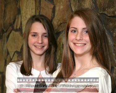 Ashley & Allison's B'not Mitzvah