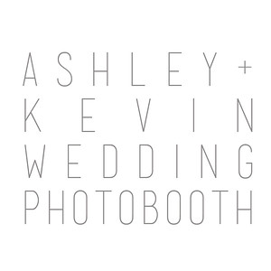 Ashley+Kevin Wedding Photobooth