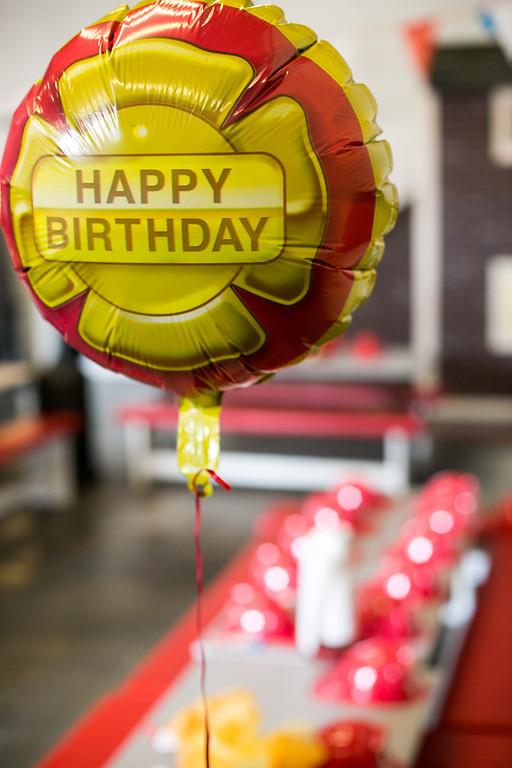 Ashlyn's 4th Birthday Party