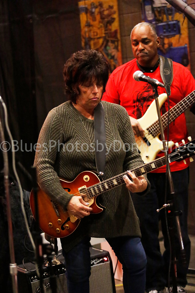 Robin Briggs, Mike Davis - Dale Robertson band