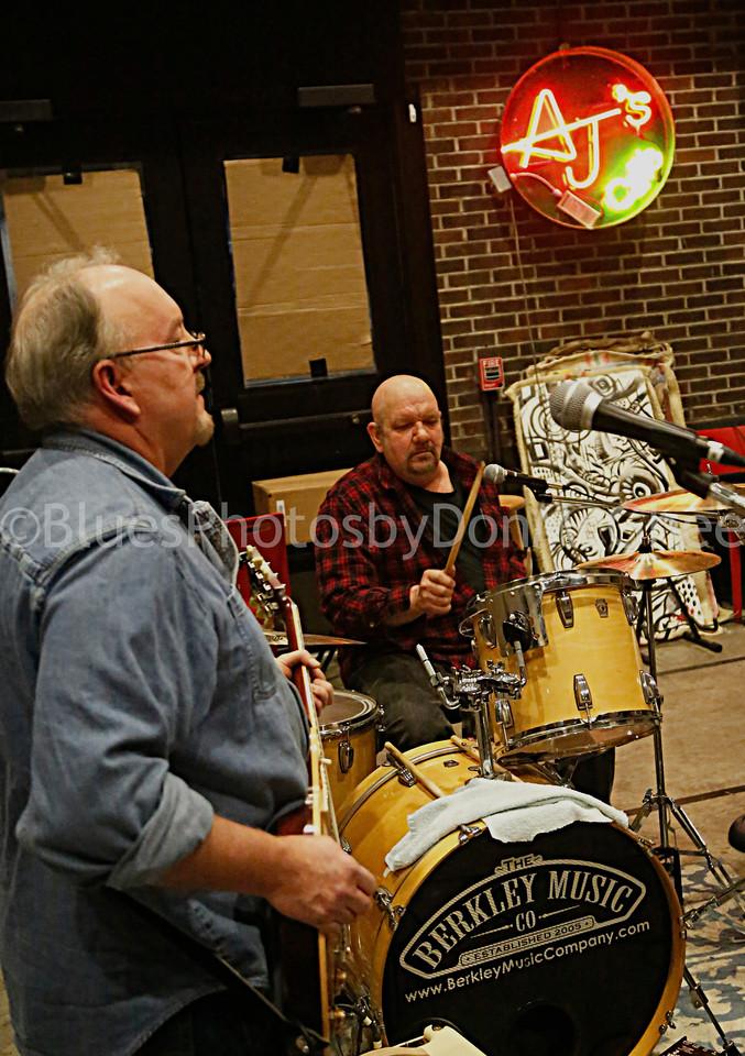 Mike Romolino, Robert Wagner - Afraid of Clowns band