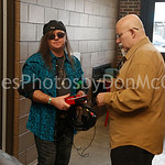 Kevin B Klein, Steve Brook - Getting ready to make music