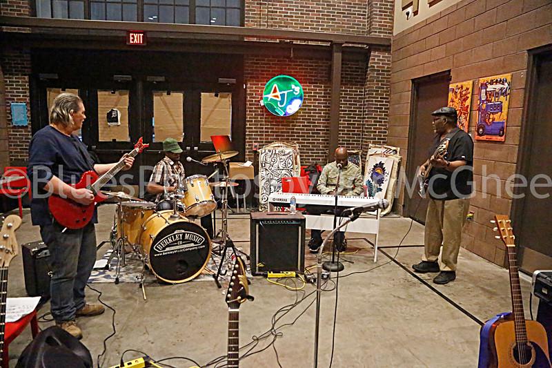 David Winans Pi band