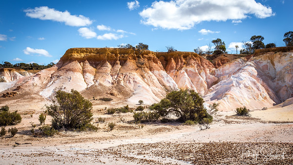 Buckleys Breakaway - A Painted Desert