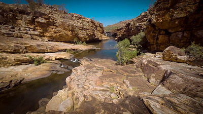 Explore Bell Gorge with a GoPro