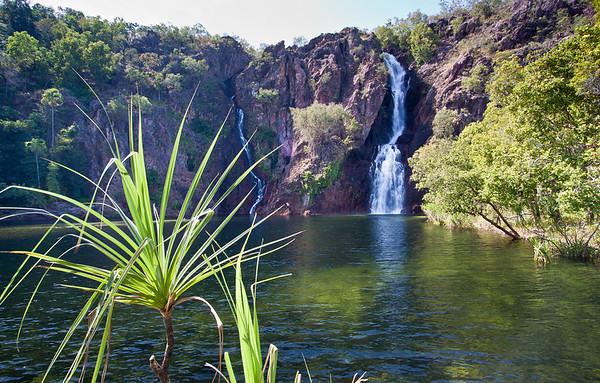 Wangi Falls, Litchfield NP, NT