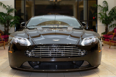 Aston Martin V12 Vantage photo. Only at Gaudin Luxury Cars on 7200 West Sahara Ave, Las Vegas, Nevada 89117 Phone contact (800) 571-4979