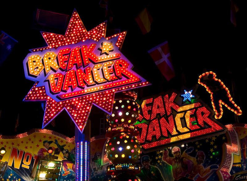 """Ride """"Break Dancer"""""""
