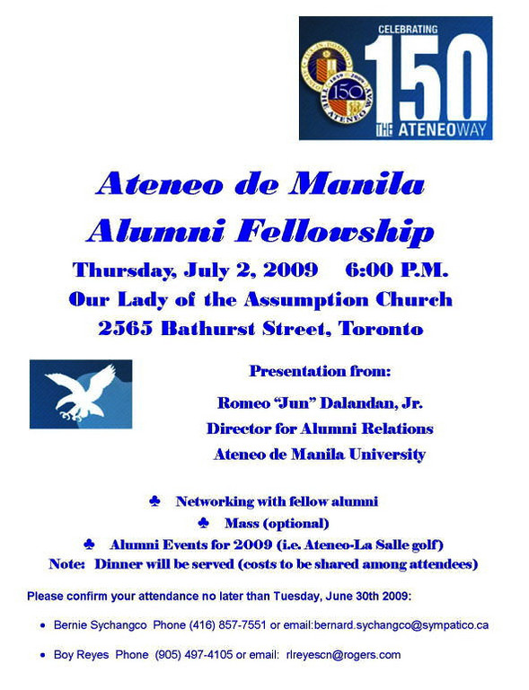 Ateneo Alumni Fellowship