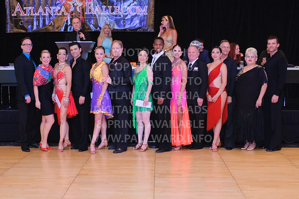 Awards: Atlanta Ballroom Challenge 2016