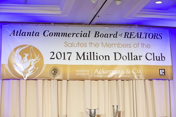 2017 Million Dollar Club Banquet ACBOR