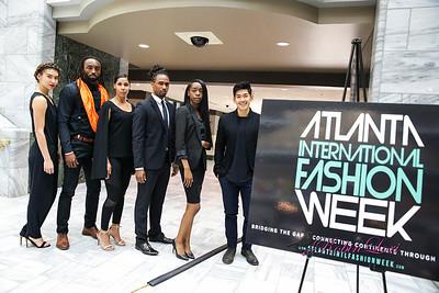 Atlanta Intl Fashion Week - Marlo & Gocha