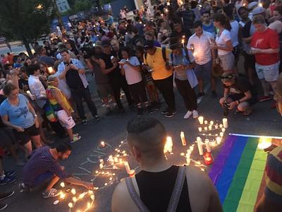 Atlanta Peace Vigil—12 June 2016