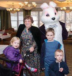 Atria's Easter Egg Hunt 2016