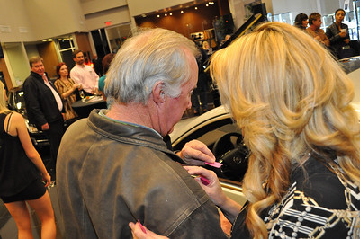 2013 Cadillac ATS Launch event at Findlay Cadillac sponsored by Findlay Cadillac, The St. Regis Monarch Beach, Steve Soffa, Pal Zileri, Hearts on Fire, Sky Combat Ace and En Fuego Cigars. Photograph by Mark Bowers of RealllyVegasPhoto.com