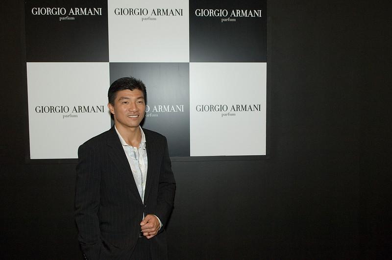 Attitude Giorgio Armani