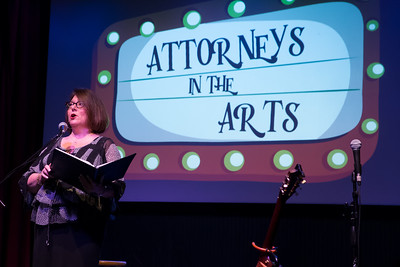 Attorneys in the Arts 3rd Annual 7/28/2016