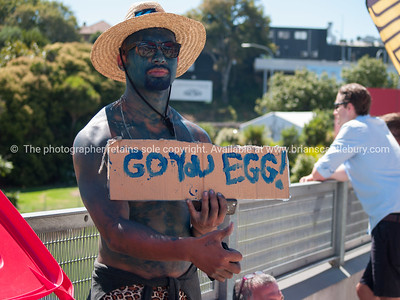 Dress up, Auckland Nines 2014