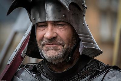 Alter Recke / Older warrior