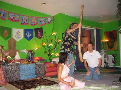 <font size = 4>Aug. 27th, 2006 - John Galamanga's birthday party