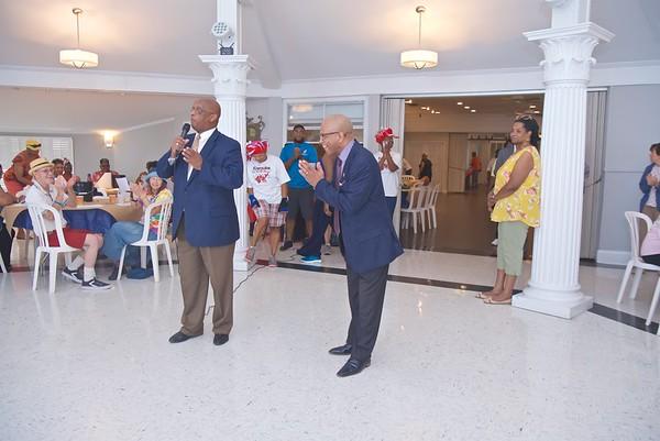 August 01, 2019 - Baltimore Recreation and Parks Senior Crab Feast at Kurtz's Beach