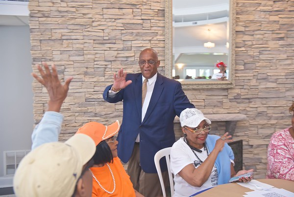 August 01, 2019 - Baltimore Recreation and Parks Senior Crab Feast at Kurtz's Beach