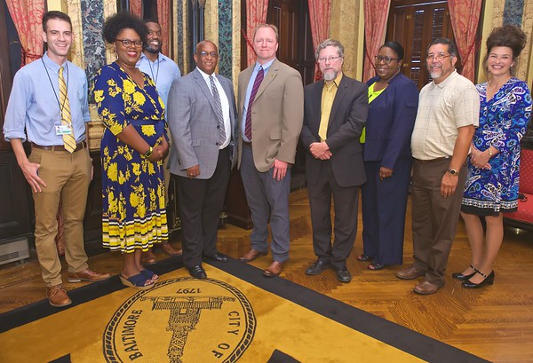 August 20, 2019 - Swearing In Ceremony for Director ChiChi Nyagah-Nash and Director Steve Sharkey