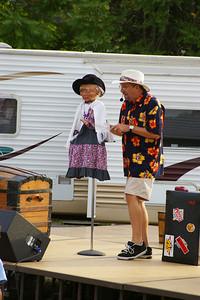 Saturday, August 18th, 2007: ISLAND FEST---Ventriloquist, Scott Wagstaff