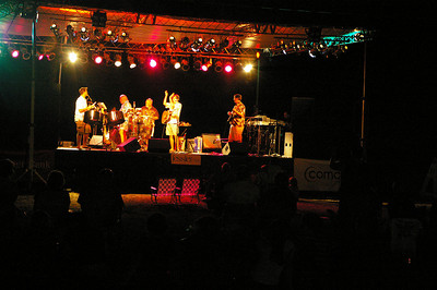 Saturday, August 18th, 2007: ISLAND FEST---Key West Band