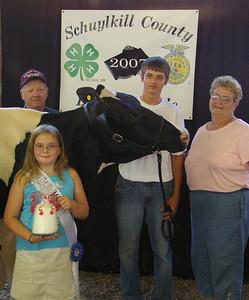 Supreme Champion Dairy Milk,