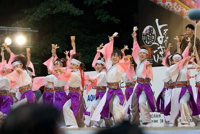 August 2008 Tokyo Yosakoi Festival