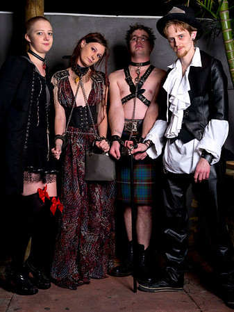 """In this image, accessories and leather work from Hell for Leather<br /> Hell For Leather Clothing<br /> 0402 467 824<br /> tegan@hellforleather.net<br />  <a href=""""http://www.hellforleather.net"""">http://www.hellforleather.net</a>"""
