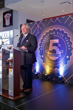August 23, 2019 - Horseshoe Casino's 5th Anniversary Luncheon