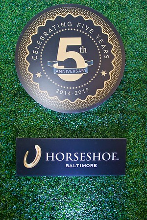 August 23, 2019 - Horseshoe Casino's 5th Anniversary Luncheon