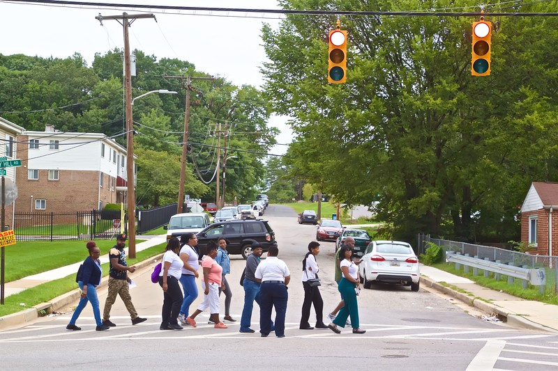 August 27, 2019 - Cherry Hill Community Event to Celebrate New Traffic Signal