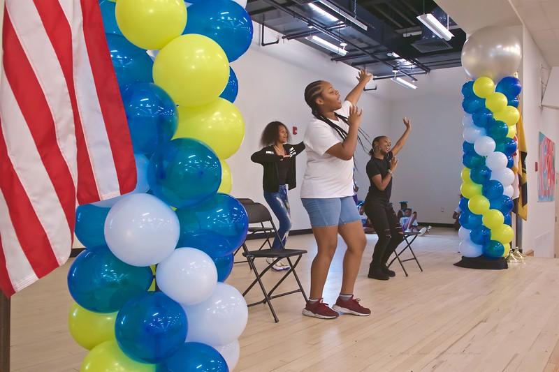 August 28, 2019 - Arlington Elementary Ribbon Cutting Celebration, 3705 Rogers Avenue, Baltimore, MD 21215