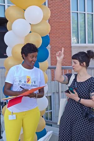 August 29, 2019 - REACH! Partnership School Ribbon Cutting Celebration