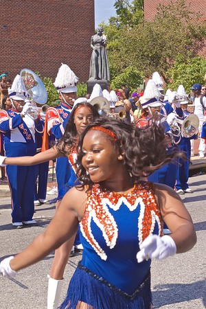 August 31, 2019 - Billie Holiday Music & Arts Festival - Cadillac Parade