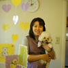 Aunt Jenny and her dog, ToTo