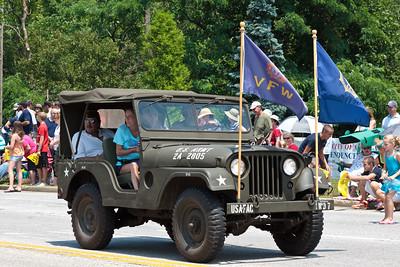 Aurora 4th of July Parade (2010)