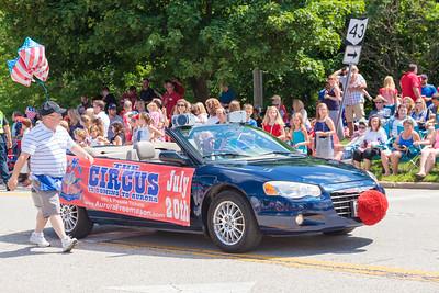 Aurora 4th of July Parade (2014)