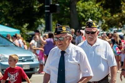 Aurora 4th of July Parade (2017)