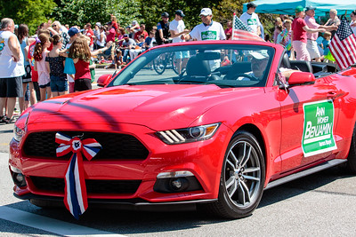 Aurora 4th of July Parade (2017)