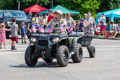 Aurora 4th of July Parade (2018)