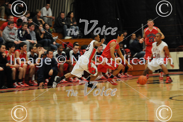 East Aurora, IL High School Basketball vs Elgin 1-20-11