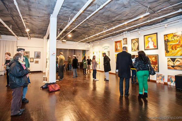 Aurora Gallery Opening
