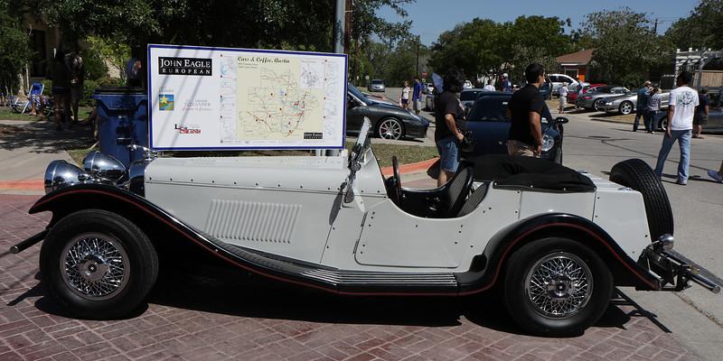 1937 Jaguar