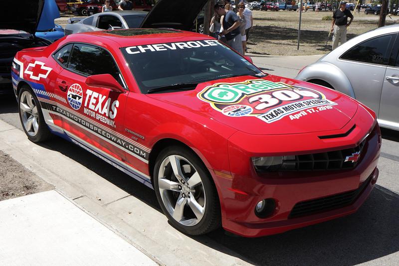 Chevrolet Camaro - Texas Motor Speedway Pace Car