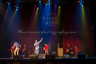 Austin Chatfield at House of Blues